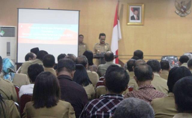 Gelar Musrembang, Visi Misi Walikota Ambon Terpilih Jadi Prioritas Utama