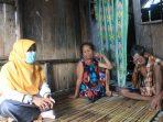Mauria Derita Sakit Aneh di Mata, Tak Punya Uang Minum Minyak Tanah Untuk Berobat