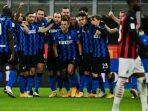 Inter Milan permak Milan di Coppa Italia