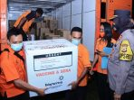 Malteng Hari Ini, Sejumlah Kabupaten di Maluku Vaksinasi Covid Perdana Februari