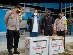 Kepulauan Tanimbar Vaksinasi Covid Perdana di Puskesmas Saumlaki