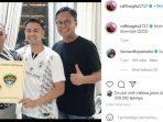 Beli Klub Bola Cilegon United, Raffi Ahmad Diprotes Baim Wong