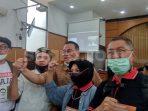 Tangan Kembali Diborgol Usai Sidang, Jumhur Hidayat Mengaku Sehat
